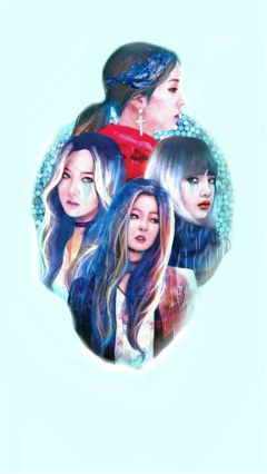 blackpink blue iphonewallpaper lockscreen bright freetoedit