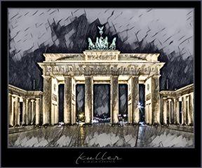 wapallmagiceffects  the berlin brandenburgertor magiceffect night wapallmagiceffects