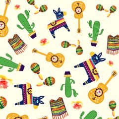 patterns cactus guitar cincodemayo patterncontest