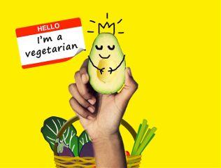 avocado doodles veggies hand vegetarianstickerremix freetoedit