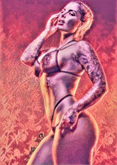 sexyphotoshoot stunning postereffect picsart artislife