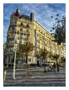 donostia street hotel architecture