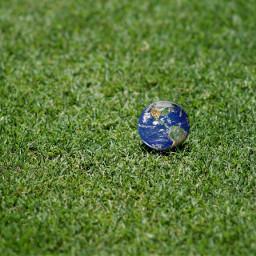 freetoedit golf golfball earth shadow
