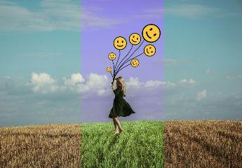 ballons happiness hue creative dailystickerremix freetoedit