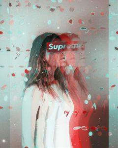 freetoedit supremestickerremix