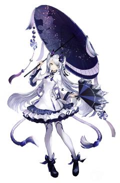 animegirl digital art girl artistic