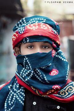 portrait india pushpamverma photography face