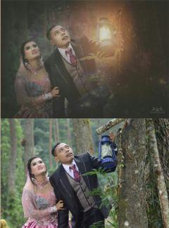 bokeh freetoedit collage photography indonesia