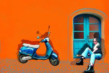 madewithpicsart colors colorfull orange blue freetoedit