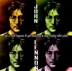 freetoedit johnlennon quote happybirthday tribute