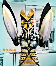 alien monster ornament japan cool freetoedit