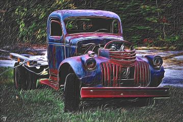 freetoedit truck retro