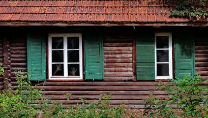edited photography old wood house fte freetoedit