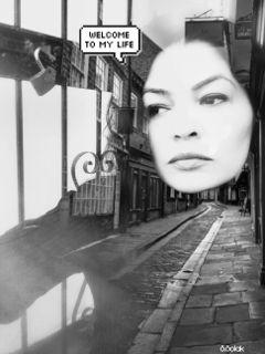 freetoedit blackandwhite monochrome portrait artisticselfie