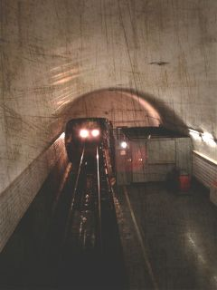 freetoedit photography dark subway moscow