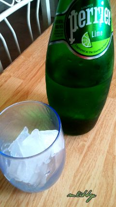 water mineralwater perrier lime sparkling refreshing.