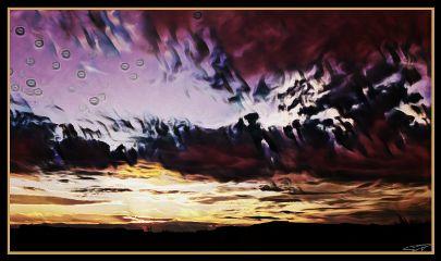 sunset pastelmagiceffect cleveland