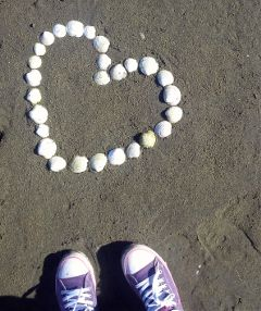 freetoedit heart beach