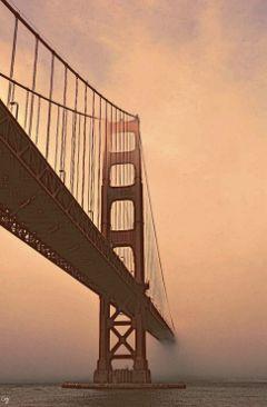 freetoedit bridge water clouds