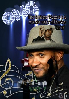 freetoedit usher musician omg quote