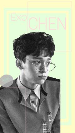 exo exochen chen kpopexo kpop