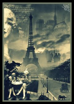 vintage paris myedit 1920s vintagephoto