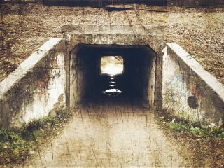 freetoedit photography oldphoto photo tunnel