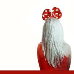 freetoedit minimalism white background red