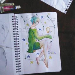 freetoedit anime animeboy bulb light