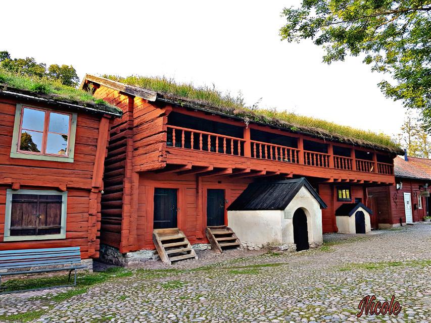 #swedish houses#hystorical#oldhhouses#myphotography