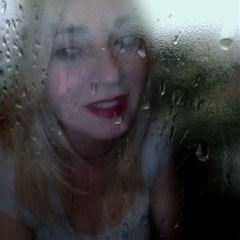 freetoedit rain woman artisticselfie doubleexposure