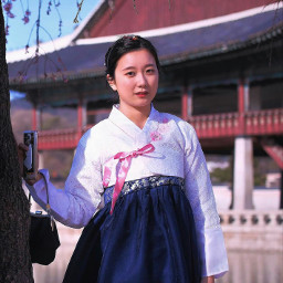 korea lady beautifull southkorea hanbok
