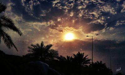 sun sky clouds photography