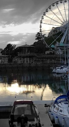 freetoedit torquay eveningsky myphotography