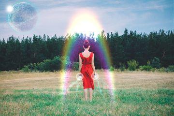 arcoiris planets universe rayos picsart freetoedit