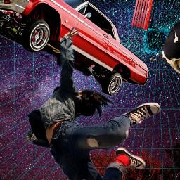 freetoedit levitate levitation space universe