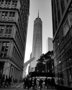 blackandwhite building concretejungle freedomtower freetoedit