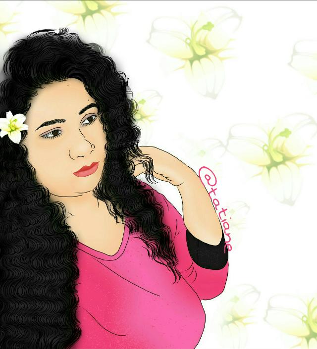 https://youtu.be/UDrfMH-5cWM #myfriend#myart#mydraw#curlyhair#pink#flowers#cute#😊@alineperfeitinha31🤗😍😘#madewithpicsartcolor#madewithpicsart