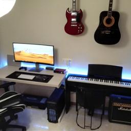 desktop setup myoffice mycave