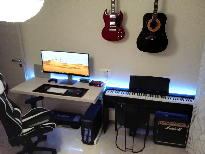 #Desktop #setup #myoffice #mycave