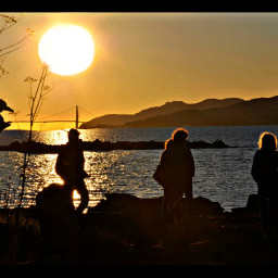 sunset candid candidmoments myphoto myphotography freetoedit