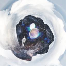 galaxy portals swirledsky freetoedit