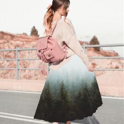 freetoedit edit remix dress skirt wapdoubleexposures