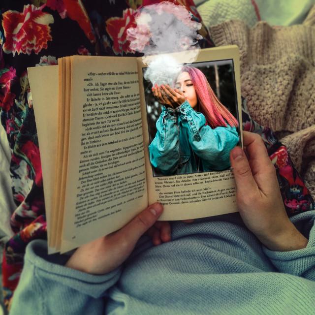 #bookloverremix #surreal #book #remixit