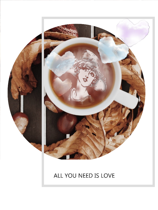 #coffeeremix #woman #sketch #cloudheart #whitedesignerframes #love