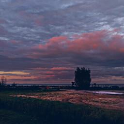 sunsetsky autumnvibes sky november2017 naturephotography