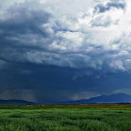 nature landscape clouds darkclouds cloudy freetoedit