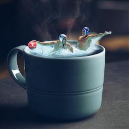 madewithpicsart picsartguru bestphotomanipulation waterpologame hotcoffee freetoedit