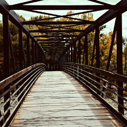 bridge creek hike retrofilter freetoedit