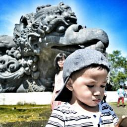 cute photography bali gwk indonesia